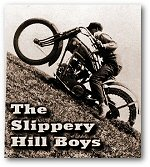 The Slippery Hill Boys - Bluegrass, Barn Dances and Hoedowns for Wedding or Party - Staffordshire & Cheshire